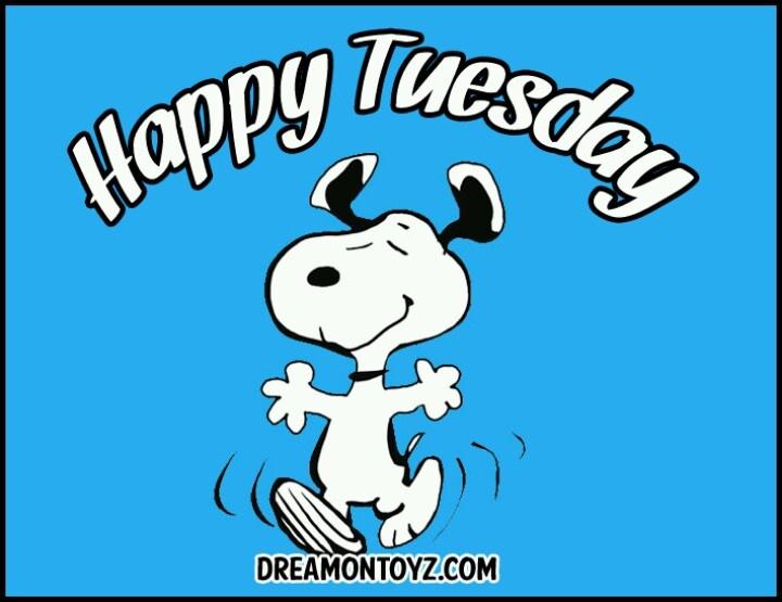 happy tuesday snoopy memes - photo #2