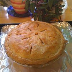 Caramel Apple Pie II | Recipe