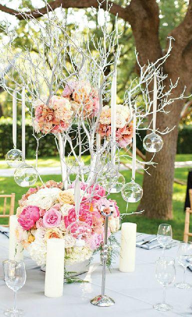 Centerpiece Rental Wedding Flowers Pinterest