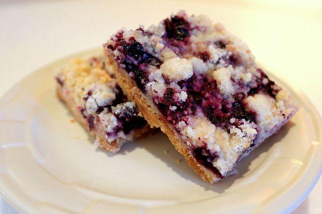 Blueberry Cobbler Bars | Dessert | Pinterest