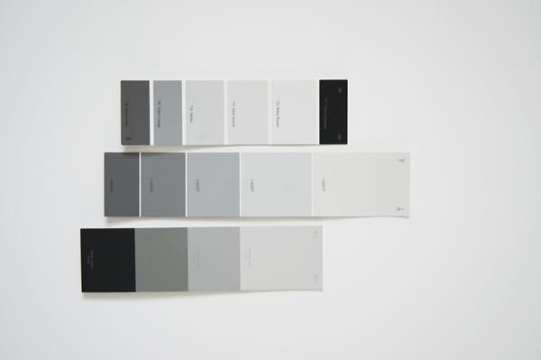 Grises 4 paletas de colores pinterest for Paleta de colores grises