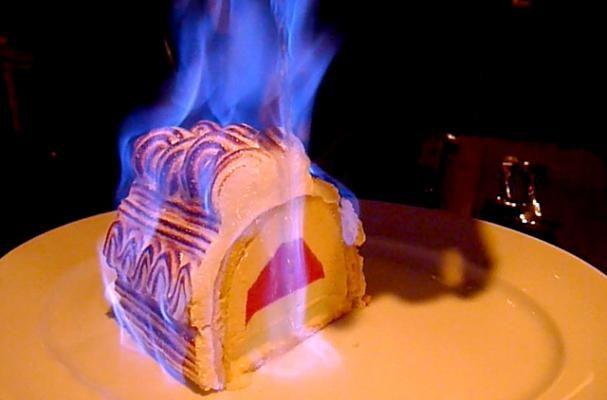 Best Baked Alaska Recipes_Baked Alaska (or Bombe Alaska) is a ...