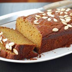 Olive Oil Pumpkin Bread   Baking/ Sweets   Pinterest