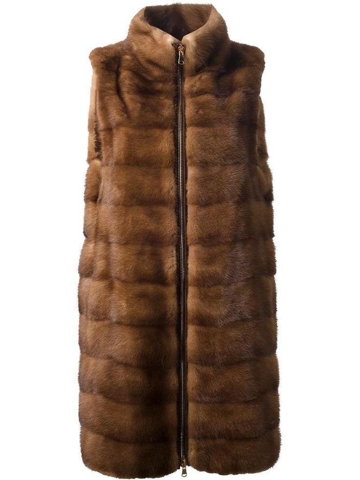 valentino mink coat
