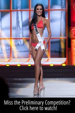 Ariella Arida - Ms  Universe 2013 3rd runner upMiss Universe 2013 Favorites
