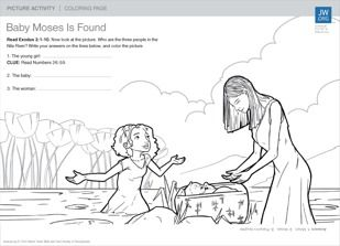 Pin by garth schill on wholesome entertainment for kids for Jw coloring pages