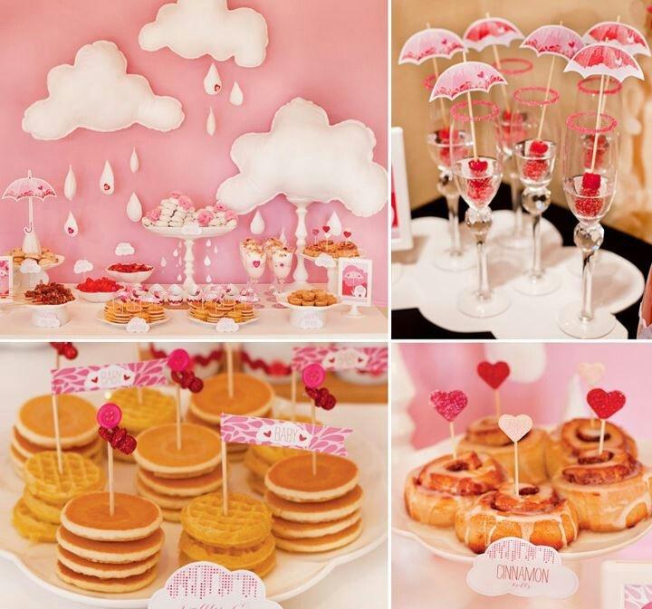 for girl themed baby shower so cute baby shower ideas pinterest