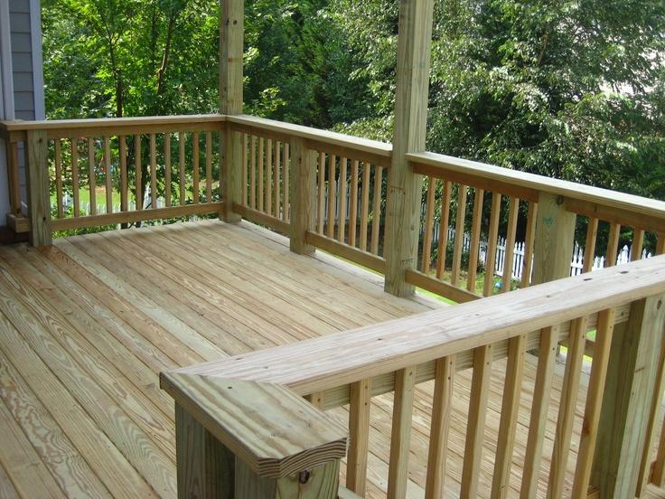 Nice Patio Decks : nice deck idea  Home  Pinterest