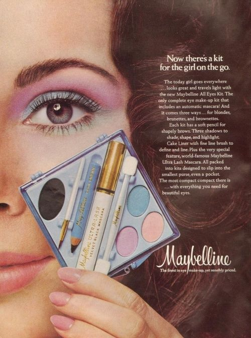 Old Maybelline Ads - Hot Girls Wallpaper Maybelline Foundation Ad