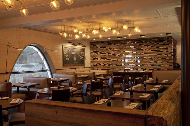 Beautiful restaurant design by michael hsu office of