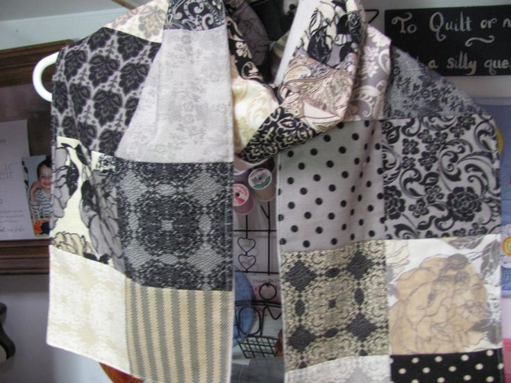 - Charm Square Scarf