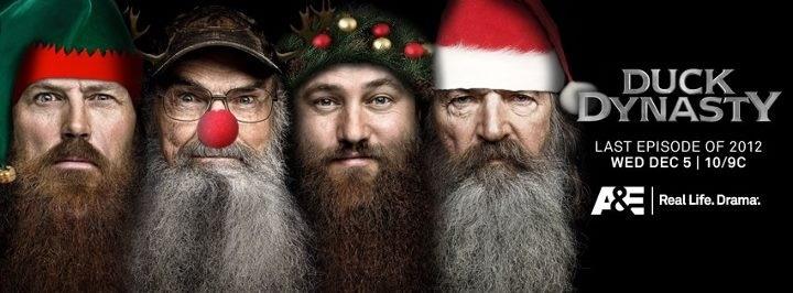 Merry Christmas. Duck Dynasty