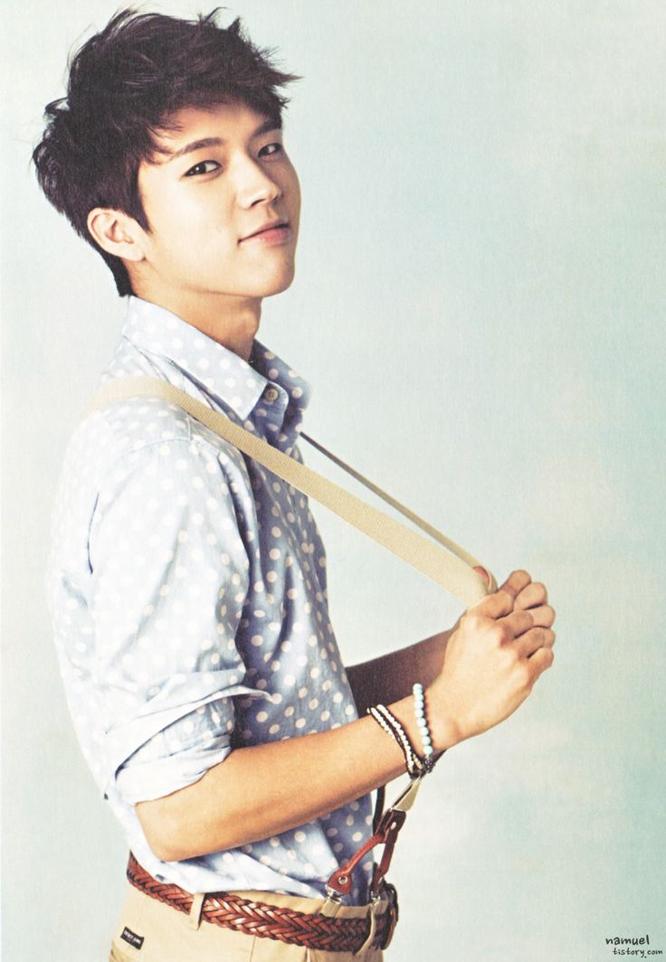 8th, 1991 Main Vocal of South Korea boyband Infinite Singer, Dancer