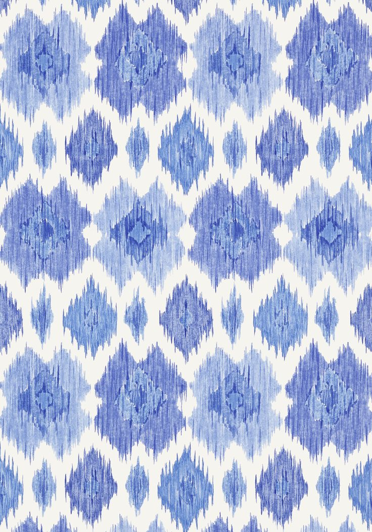 ikat by thibaut design blue preppy prints and patterns