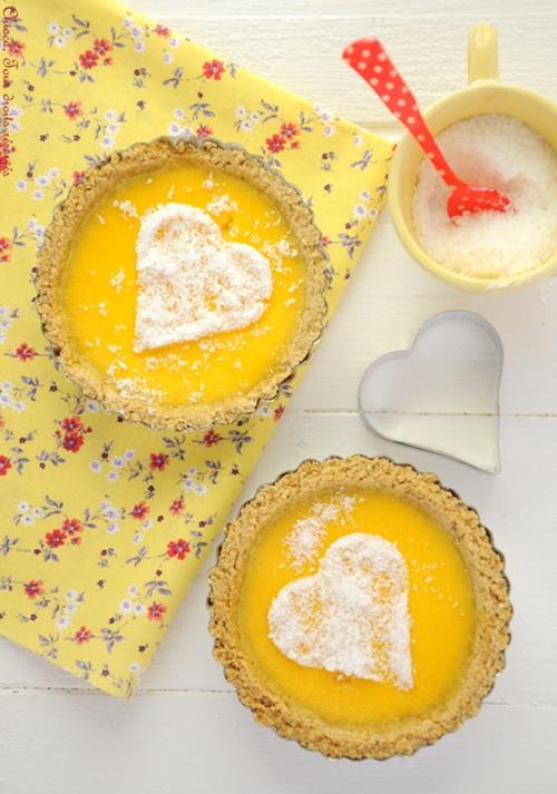 tartelette citron | Cuisine | Pinterest
