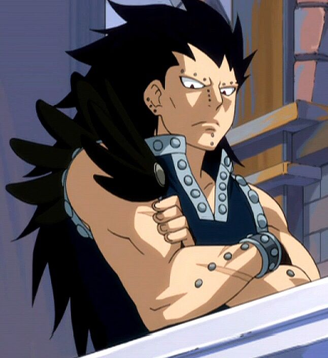 fairy tail gajeel related - photo #7