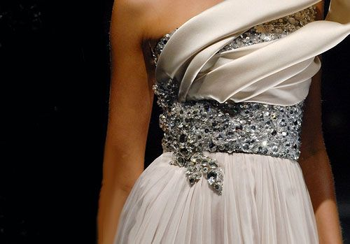 Gown.