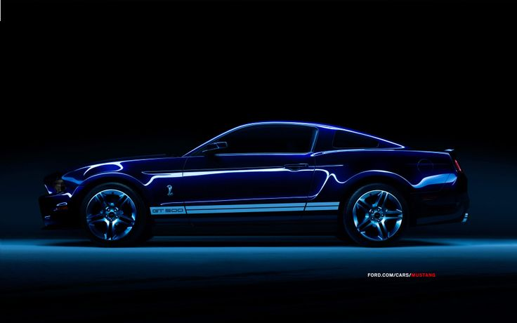 2012 Shelby GT500 Mustang...
