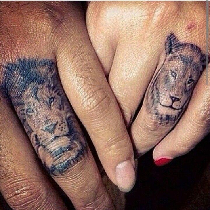 lions wedding ring idea random