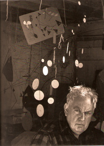 Alexander Calder portrait