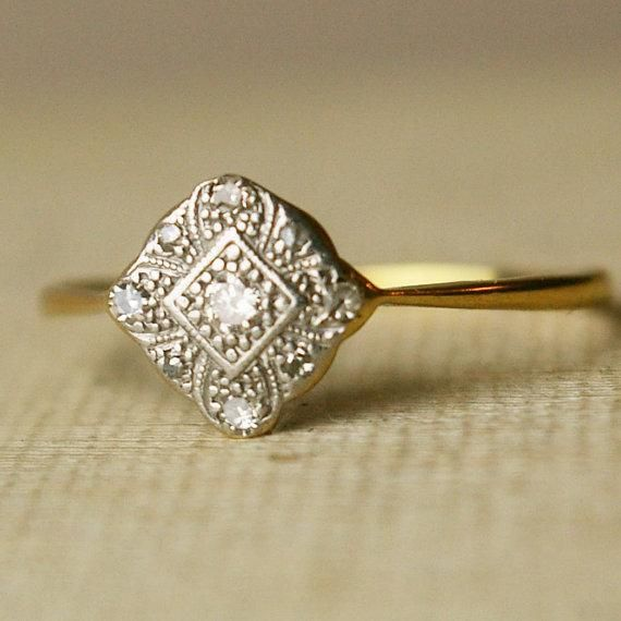 engagement rings vintage simple 42 ring bling