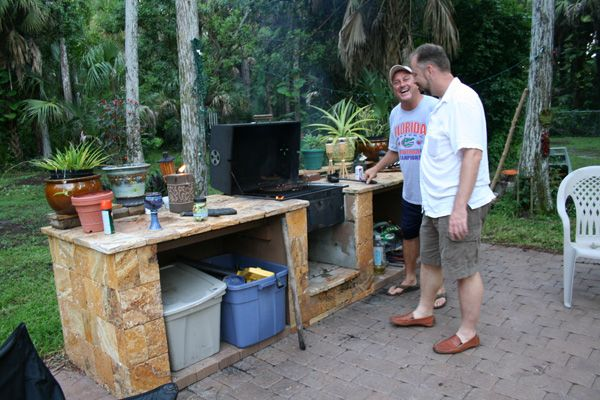 Camp kitchen now this is camping pinterest for Outdoor camping kitchen ideas