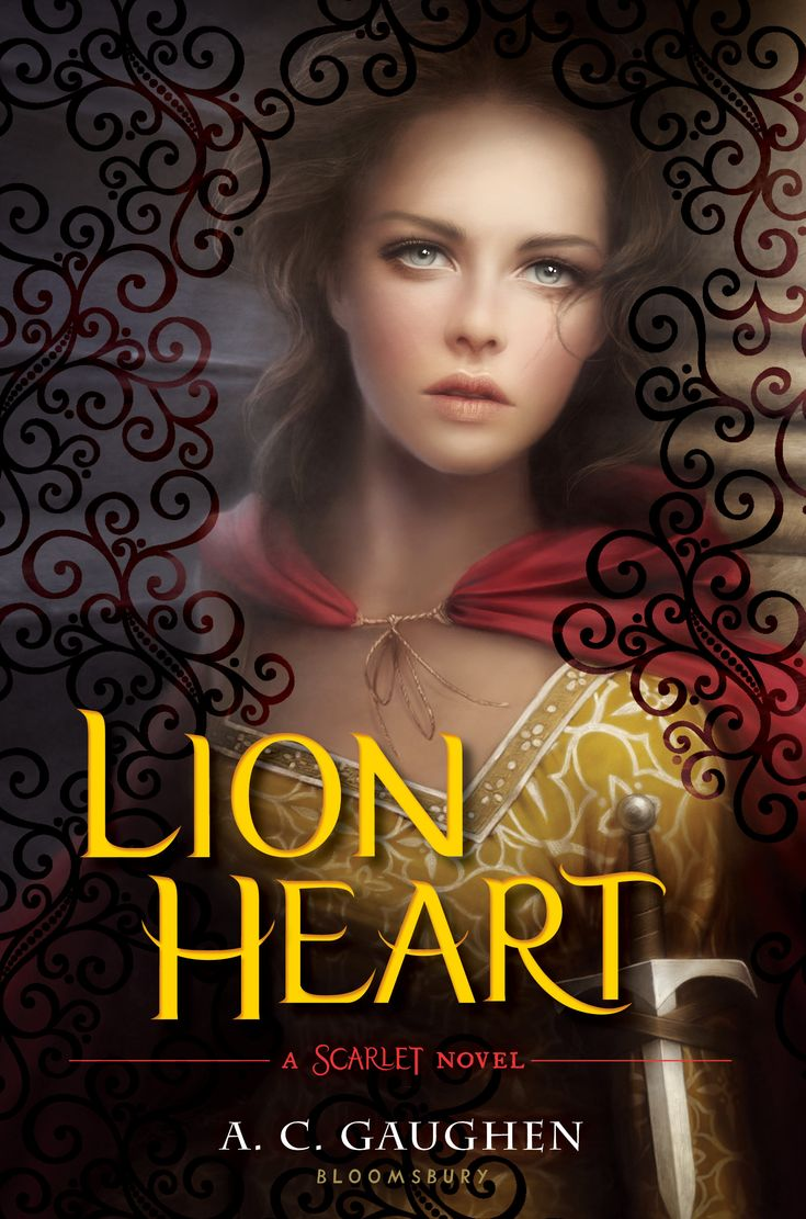Lion Heart (Scarlet, #3)  by A.C. Gaughen