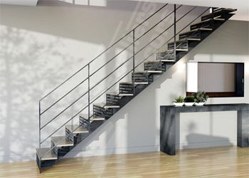 Pin by marie pierre baril on ideas for the house pinterest for Design escalier interieur