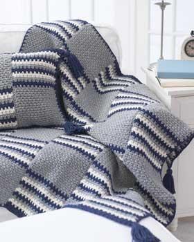 Chunky Crochet Afghan Patterns
