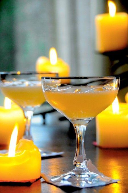 Between the Sheets Cocktail: 1 oz Cognac 1 oz Light Rum 1 oz Triple ...