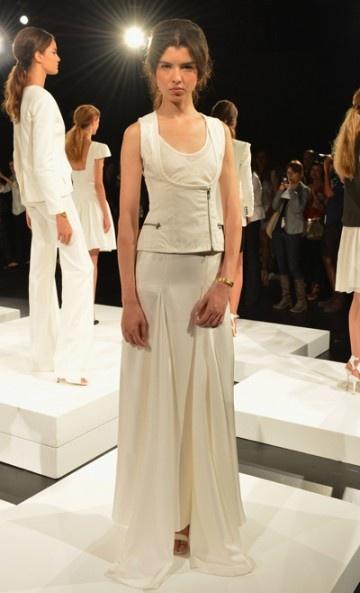 Mercedes-Benz Fashion Week : MARISSA WEBB