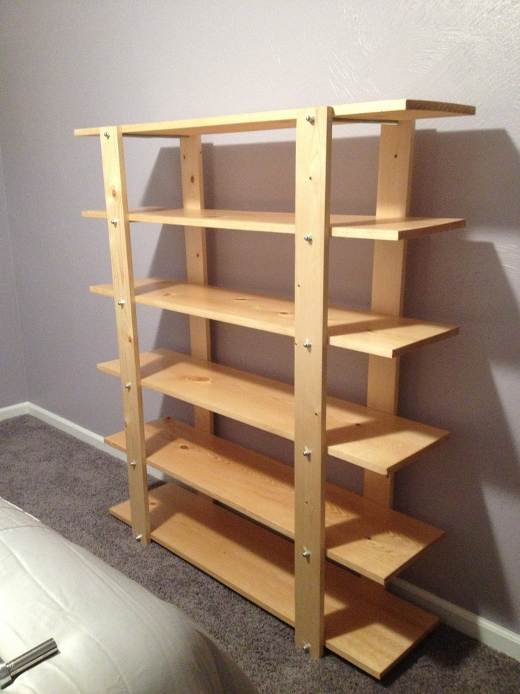 homemade shelves wendy pinterest