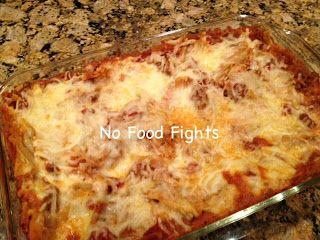 Deconstructed Lasagna - looks sooooo good!