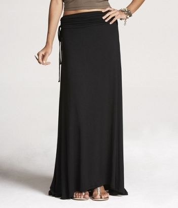 side tie maxi skirt 20 diy clothes jewelry