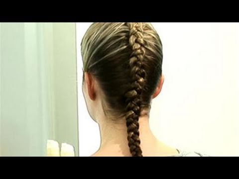 how to hair make it different : How To Do A Dutch Braid - YouTube HAIR 2Day Gone 2Moro Pinterest