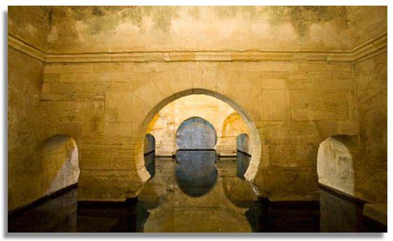 Baños Arabe De Granada: de Alhama de Granada — Grenade: Bains arabes de Alhama de Granada