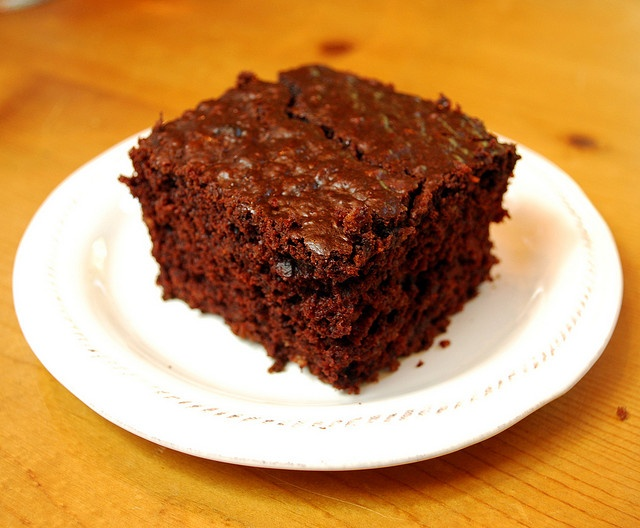 Chocolate Oatmeal Cake by VintageVictuals, via Flickr