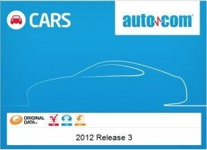update autocom CDP to 2012.3 Autocom 2012 Release 3 Activation is 2013