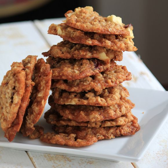 Apple Oatmeal Toffee Cookies 1 | Cookie/Bar Recipes | Pinterest