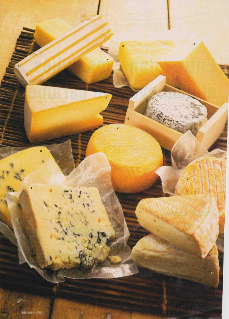 fromage cheese