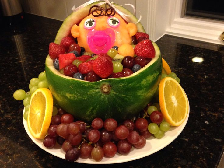 watermelon boat for girls baby shower baby shower for girl pink a