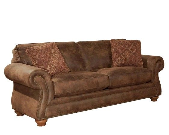 Living room ideas light brown sofa - Flexsteel Outlet Laramie Sofa Crafts Pinterest