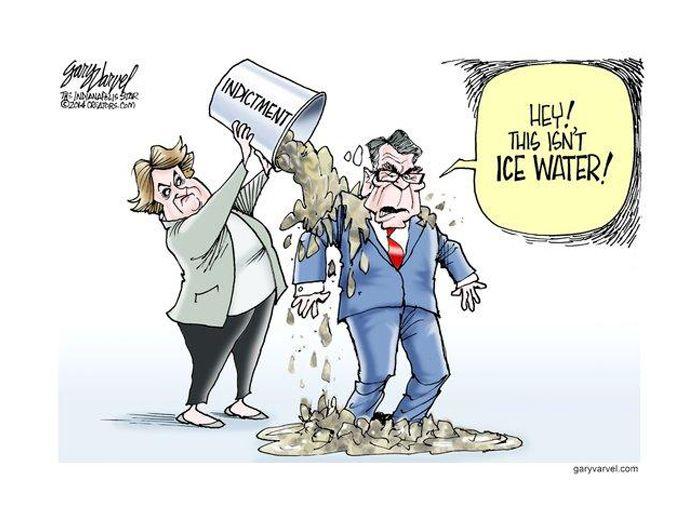 Political Cartoon Today