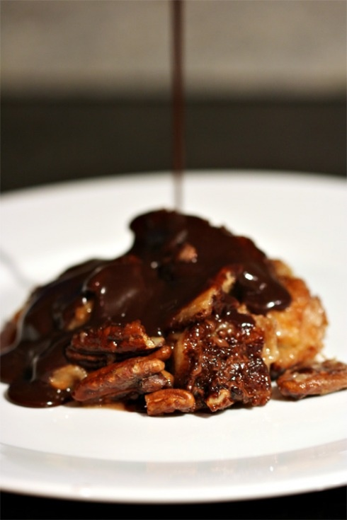 Nutella.Croissant.Bread.Pudding. | get in my belly, sweetie! | Pinter ...