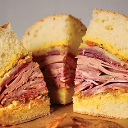 Cochon Butcher's Muffaletta | Burgers, Sandwiches, & Wraps ...
