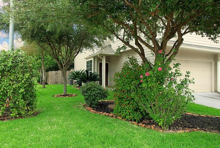 Front Side Yard Landscaping Garden Pinterest