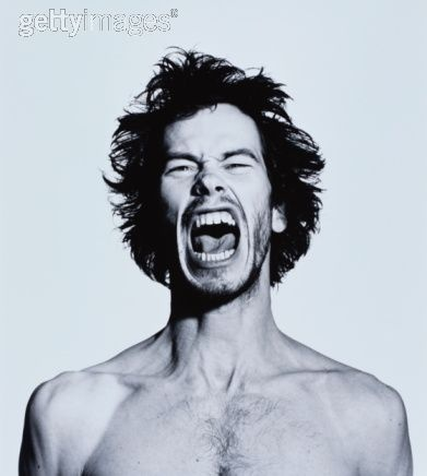 angry screaming face - photo #29
