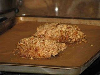 Pretzel and Mustard Baked Boneless Skinless Chicken Breasts ~ another ...
