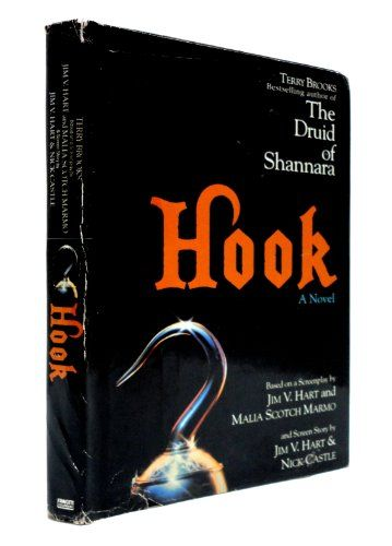 Hook by Terry Brooks.