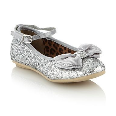 clip art of silver glitter girls slippers | Girl's silver glitter ...